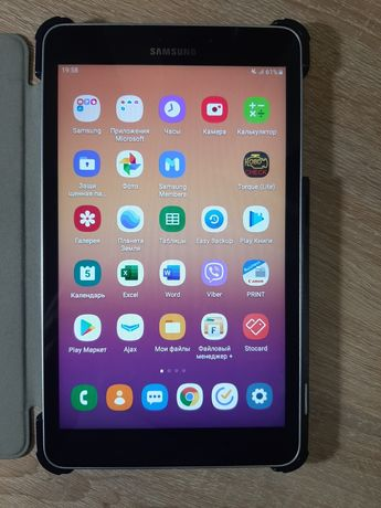 Планшет Samsung Galaxy Tab A 8.0 16GB + флешка 128Gb + чехол