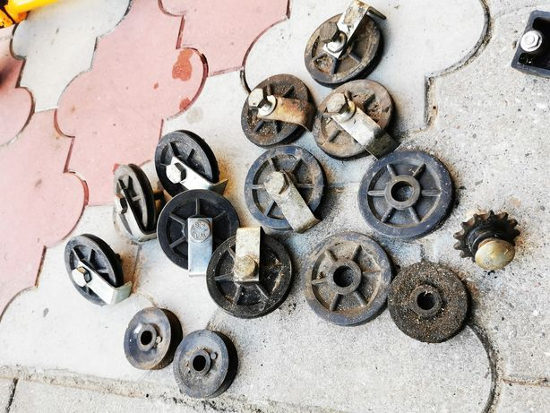 Stiga koło rolki prowadzące linkę skrętu tanio