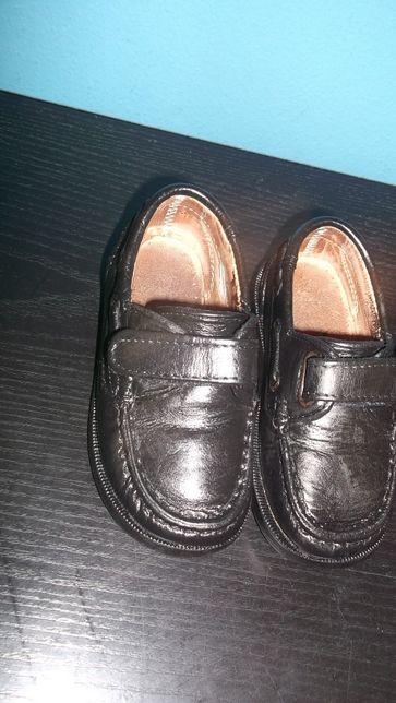 Sapatos wella em pele