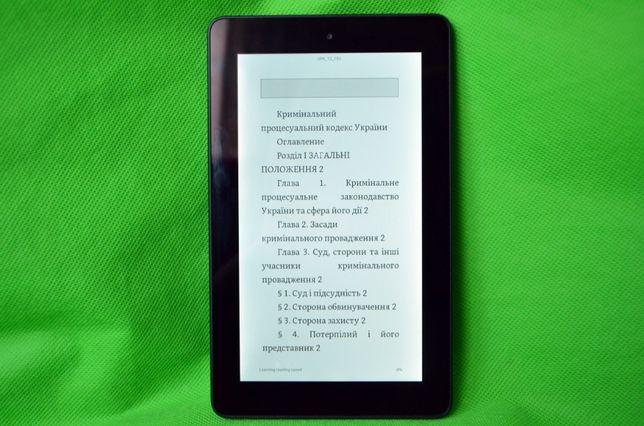 Электронная книга Kindle Fb2 + Все форматы книг + Wi-Fi