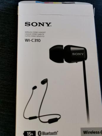Sony WI-C310 Słuchawki douszne Bluetooth