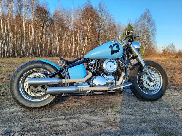 Yamaha Drag Star 1100 Bobber