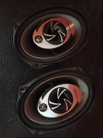 Głośniki samochodowe 6x9