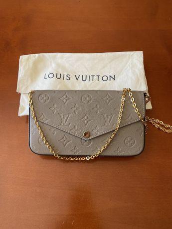 Mala pochette Louis Vuitton