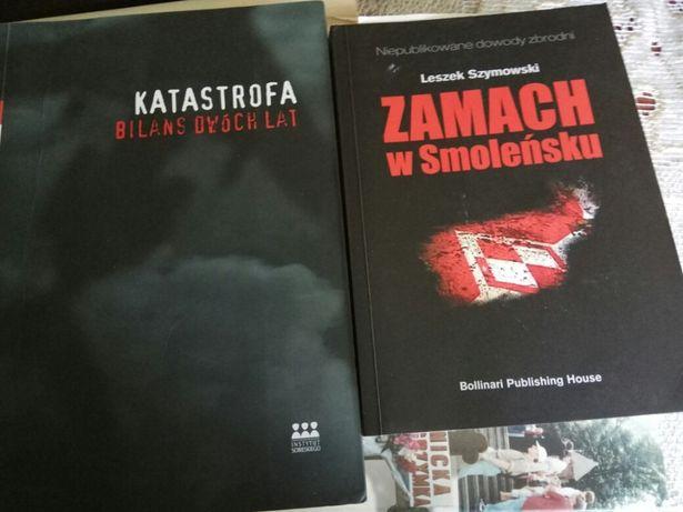 Książki o katastrofie w Smoleńsku