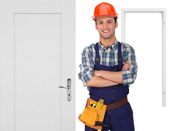 Drzwi wewnętrzne panelowe WINDOOR model ELEGANCE 19 KOLORÓW