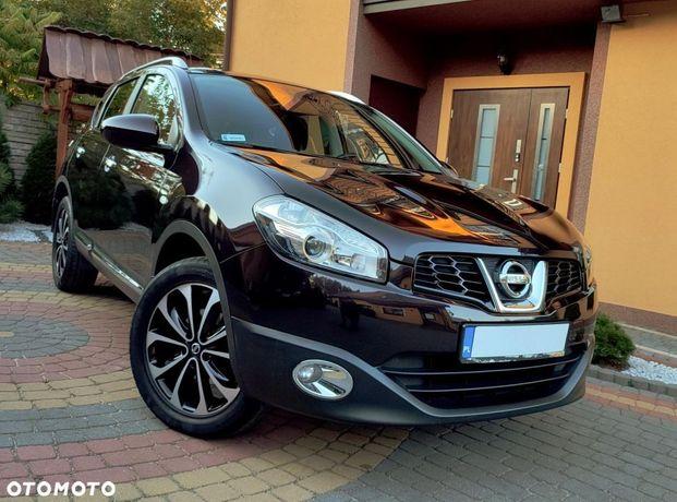 Nissan Qashqai Salon Polska! 2.0 Benzyna!Navi!Kamera! Piękny Kolor!Film z Prezentacją