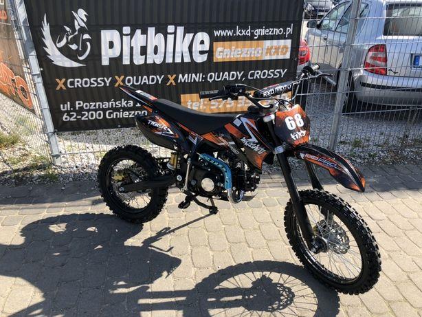 Cross/Pitbike 608 Eco Tiger 125cc koła 14'/17' KXD