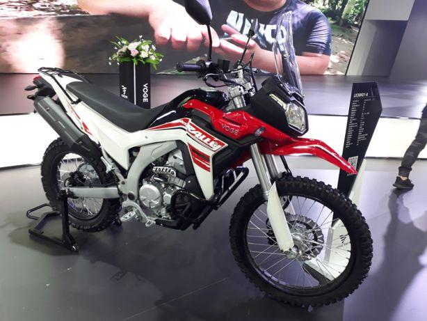 Мотоцикл Loncin (VOGE) LX300 Рестайлинг 2020! Акционная цена!
