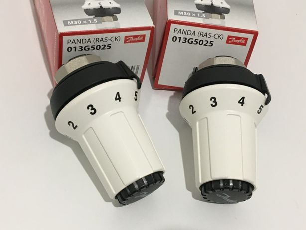 Терморегулятор (термостат) Danfoss PANDA RAS-CK 013G5025