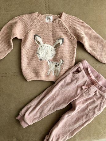Кофта и мягкие штанишки от фирмы Cool club.Состояние отличное!