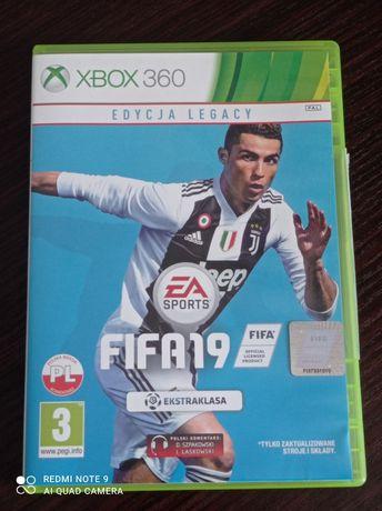 FIFA 19 XBOX 360 Edycja Legacy