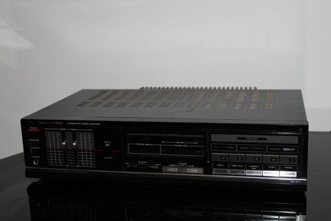 FISHER CA-873 Wzmacniacz stereo hi-fi vintage Wysyłka
