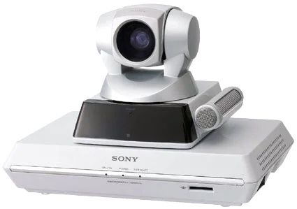 Термінальний пристрій Sony PCS-1P (Система відеоконференцій)