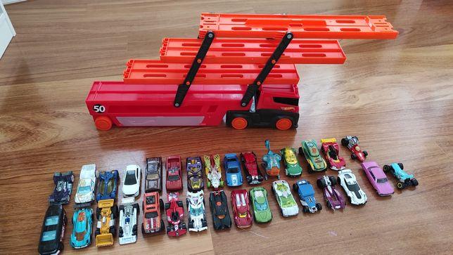 Hotwheels carros / camião