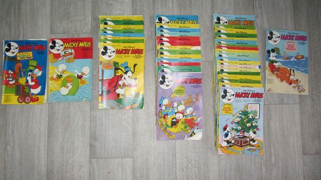 Micky Maus Magazin-sprache Deutsch- MICKEY MOUSE MAGAZINE COLLECTION
