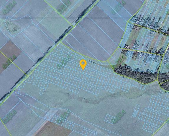 Земельна ділянка для індивідуального садівництва 0.1 Га, Великі Єрчики