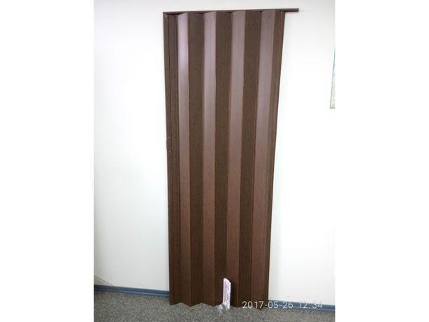 Раздвижная дверь гармошка любой ширины множество цветов