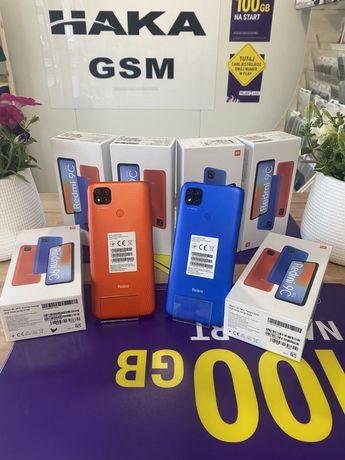 Redmi 9c NFC 2/32 orange / blue