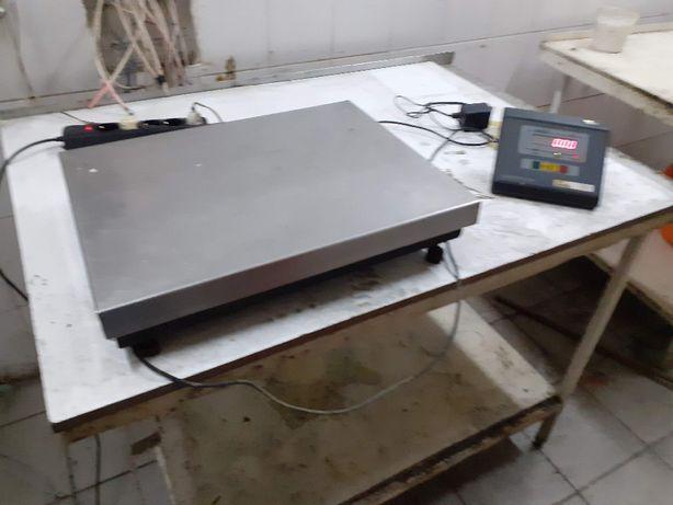 Электронные товарные весы ВН-150-150 kg