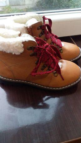 Ботинки Primark.