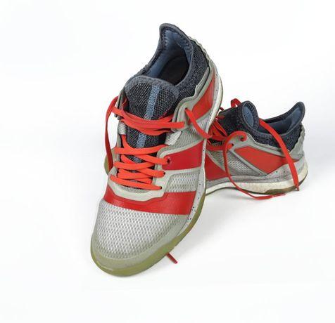 Buty Adidas Stabil X Silver Red r.40 2/3