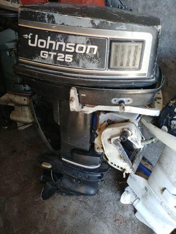 Silnik zaburtowy johnson 30 km stopa s rozrusznik