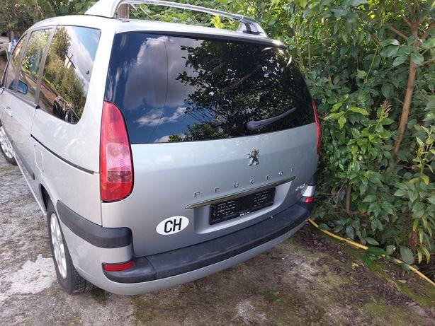 Peugeot 807 pecas
