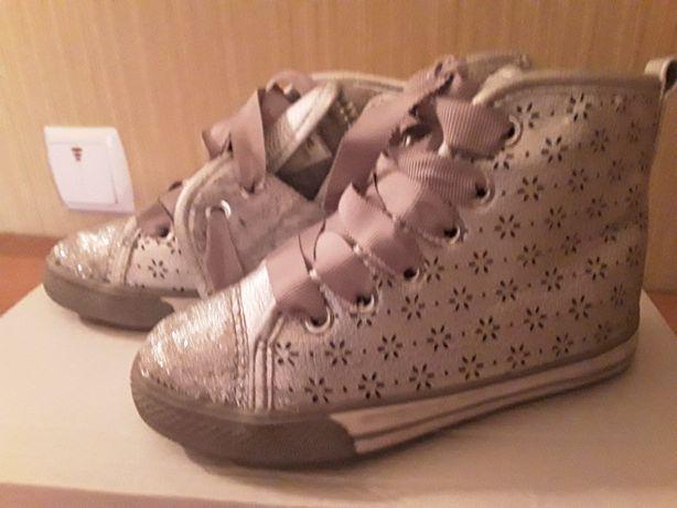 Обувь кроссовки утепленные