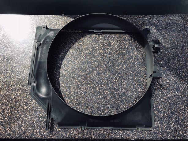 Дифузор BMW Е46 М57 3.0 d БМВ Оригинал