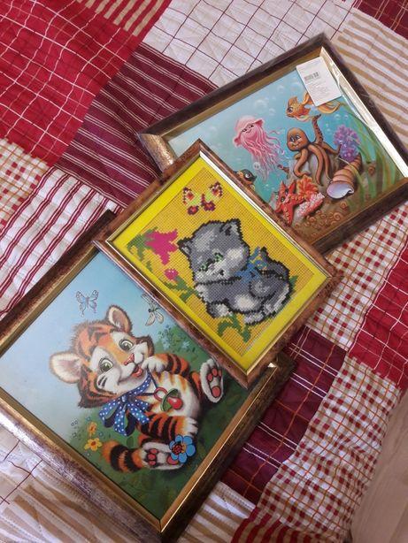 Картина детская тематика в детскую в сад