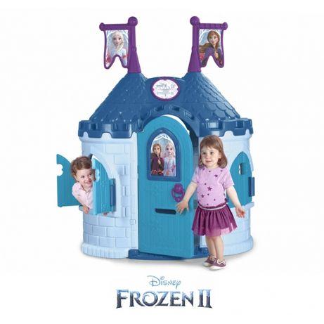 Zamek Frozen Kraina Lodu II Feber domek
