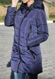 Женская куртка удлиненная