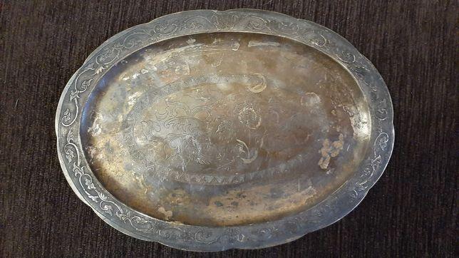 Поднос Серебрение клеймо VIET-NAM V.M.