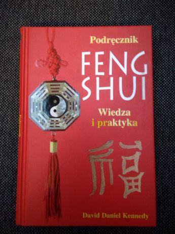"""Książka """"Podręcznik Feng Shui. Wiedza i praktyka"""" Kennedy WYSYŁKA"""