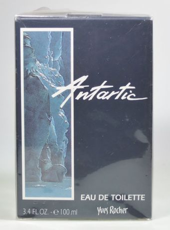 Antartic Yves Rocher for men 100 ml... eau de toilette! UNIKAT