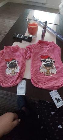 Sprzedam nowe bluzy dla psów