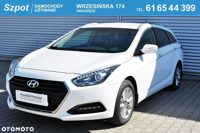 Hyundai i40 Salon Polska, serwisowany w ASO, bezwypadkowy, VAT 23%