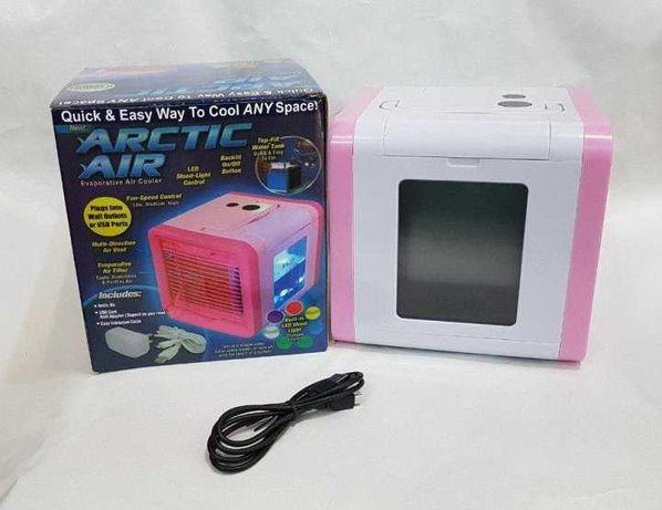 Переносной Мини Кондиционер Arctic Air USB + Батарейка