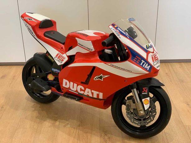 Мотоцикл для детей Peg-Perego Ducati GP