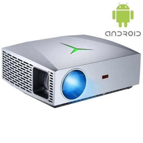 Projetor F40UP FullHD 2GB/16GB Android NOVOS! Portes Grátis