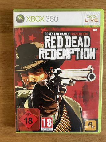 Gra Red Dead Redemption, xbox360 x360