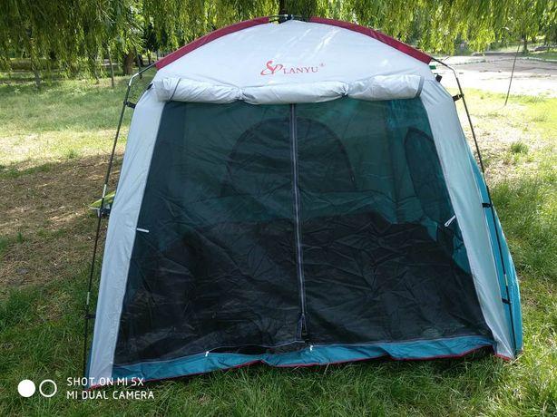Палатка 4 Местная Новая