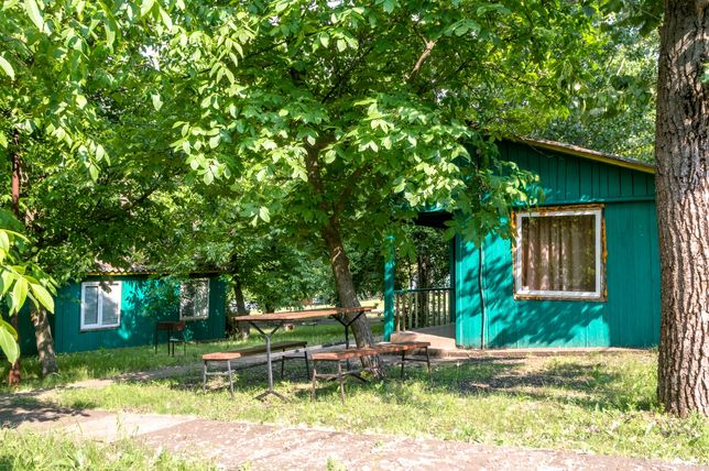 Турбаза база отдыха Кудашево Кривой Рог
