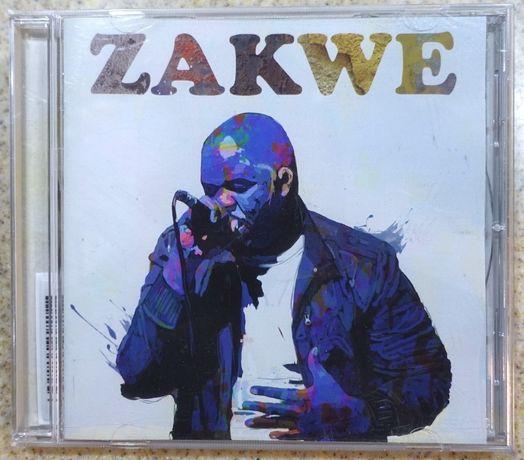 Płyta CD Zakwe - południowoafrykański (RPA) rap, hip hop, Sony Music