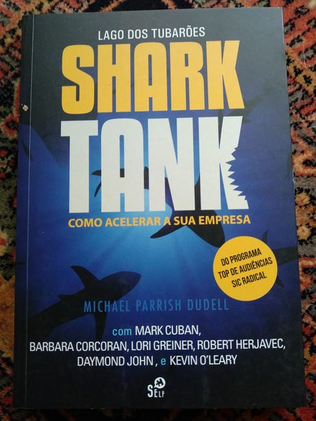 Lago dos tubarões shark tank