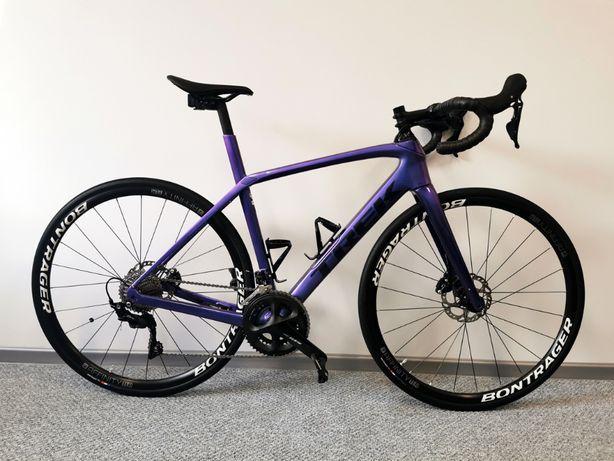 Trek DOMANE SL5 - Purple Flip (kolor kameleon) KARBON - rozmiar 52