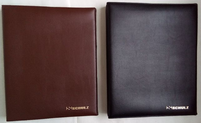 Альбом для монет и банкнот Шульц Премиум 261 ячейка