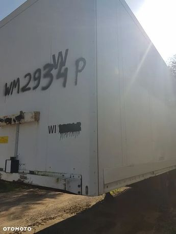 Schmitz Cargobull  Naczepa izoterma schmitz