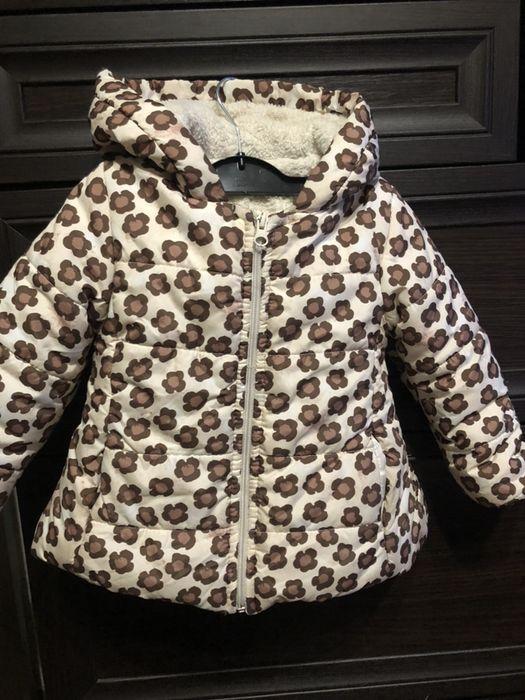 Теплая курточка для девочки Одесса - изображение 1